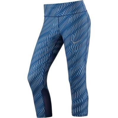 Nike Power Epic Run Lauftights Damen ARMORY BLUE/BINARY BLUE