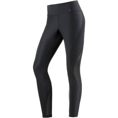 Nike Power Legend Tights Damen BLACK/BLACK/WHITE