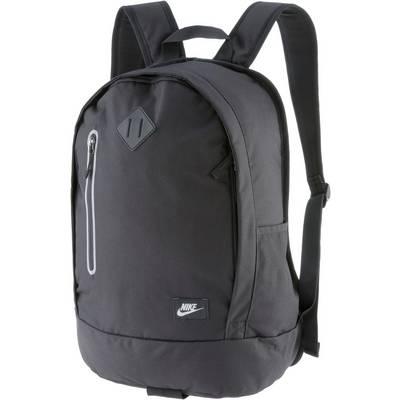 Nike Daypack Kinder BLACK/BLACK/MATTE SILVER