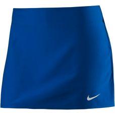Nike PWR SPIN Tennisrock Damen BLUE JAY/WHITE