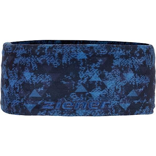 Ziener Iwinte Stirnband estate blue
