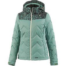 Brunotti Sirius Snowboardjacke Damen Leafy Green
