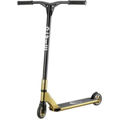 Micro mx crossneck Stuntscooter gold