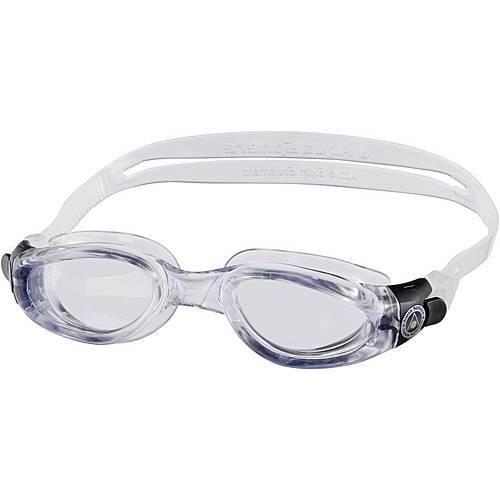 Aqua Sphere Kaiman Schwimmbrille clear lens-clear