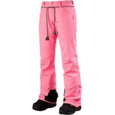 Brunotti Lawn Snowboardhose Damen Fluo Pink