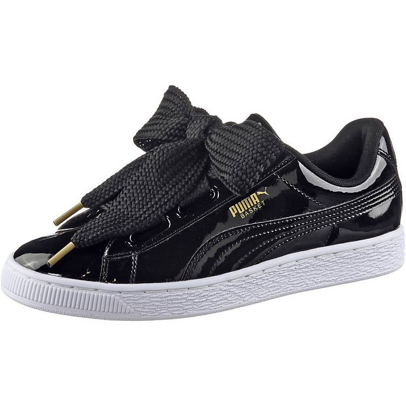 puma basket heart schuhe damen
