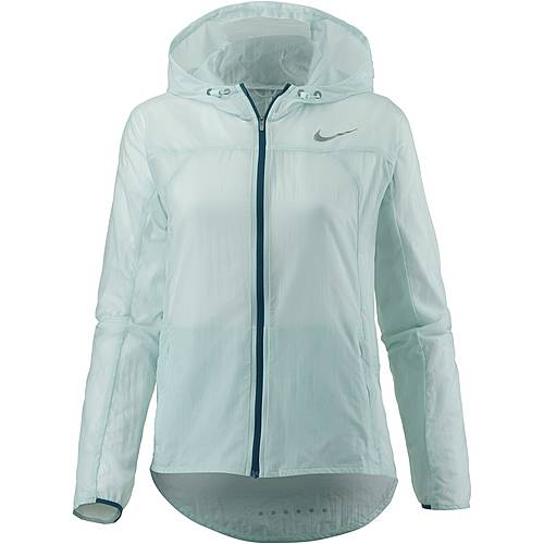 Nike Impossibly Light Laufjacke Damen IGLOO/SPACE BLUE