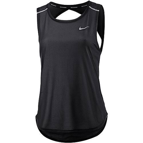 Nike Breathe Funktionstank Damen BLACK