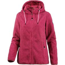 White Season Fleecejacke Damen pink