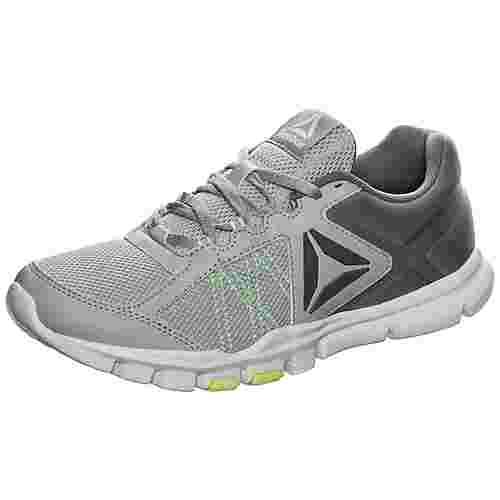 Reebok Yourflex Trainette 9.0 MT Fitnessschuhe Damen grau / gelb / weiß
