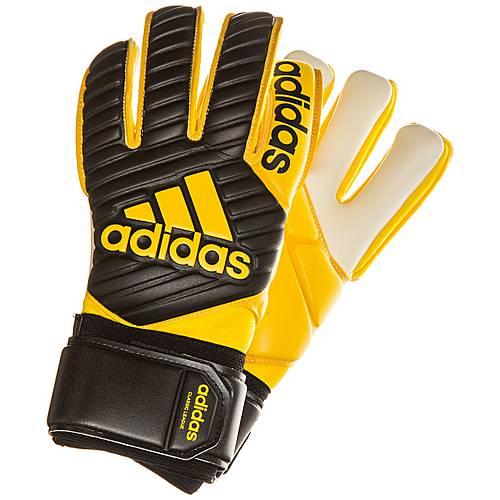 adidas Classic League Torwarthandschuhe Herren schwarz / gelb