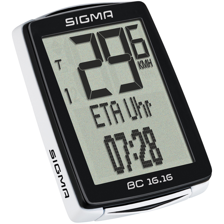 Image of SIGMA BC 16.16 Fahrradtacho
