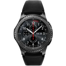 Samsung Gear S3 Smartwatch space grey