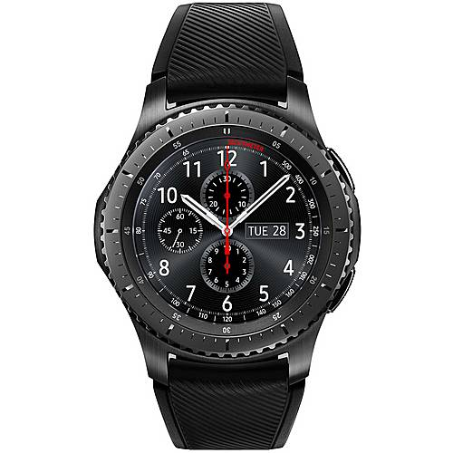 Samsung Gear S3 Smartwatch space grey