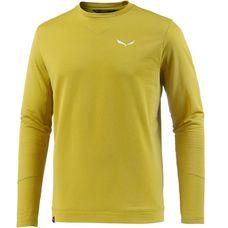 SALEWA Pedroc PTC Funktionsshirt Herren kamille yellow