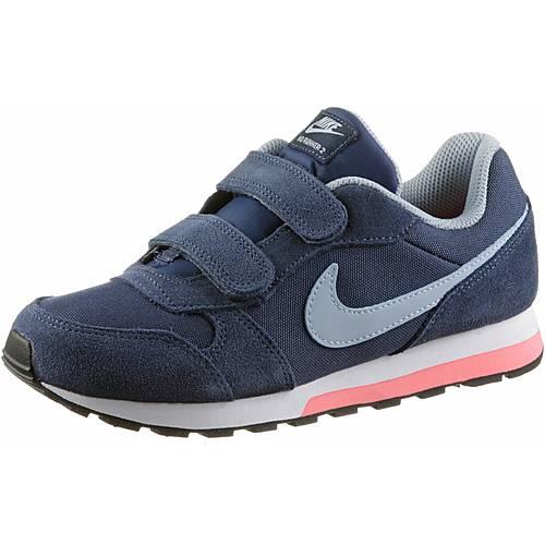 Nike MD Runner Sneaker Kinder THUNDER BLUE/LT ARMORY BLUE-WHITE-BLACK