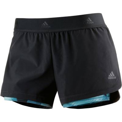 adidas Shorts Damen black