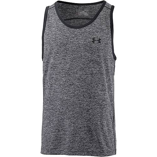 Under Armour HeatGear Tech Funktionstank Herren BLACK /  / BLACK