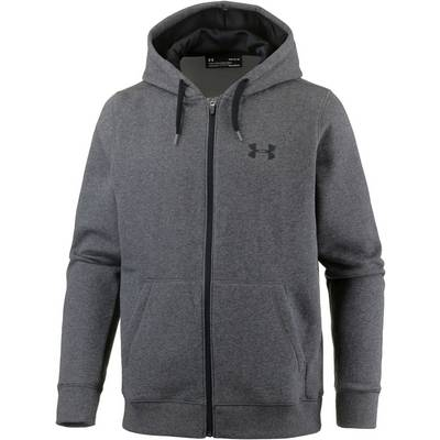 Under Armour ColdGear Rival Funktionsjacke Herren CARBON HEATHER /  / BLACK
