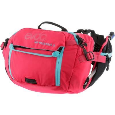 EVOC Hip Pack Race Hydration Trinkrucksack red-neon blue
