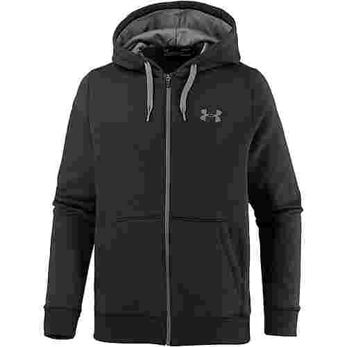 Under Armour ColdGear Rival Funktionsjacke Herren BLACK / BLACK / GRAPHITE