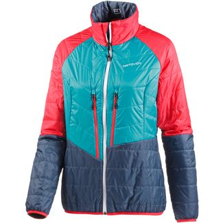 ORTOVOX Swisswool Piz Bial Wanderjacke Damen night blue blend