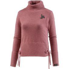 Khujo TAMMY Strickpullover Damen pink-melange