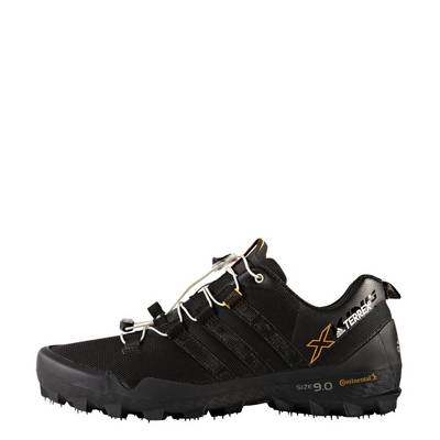 adidas X-King Schuh Mountain Running Schuhe Herren Core Black-Chalk White