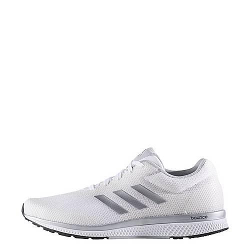 adidas Mana Bounce Laufschuhe Damen Footwear White-Silver Metallic-Core Black