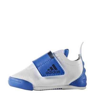 adidas Baby Sneaker Kinder Footwear White-Collegiate Navy-Blue