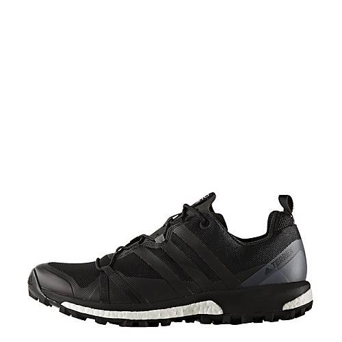 adidas Terrex Agravic Laufschuhe Herren Core Black-Vista Grey