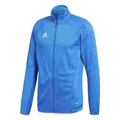 adidas Tiro 17 Trainings Funktionsjacke Herren Blue-Collegiate Navy-White