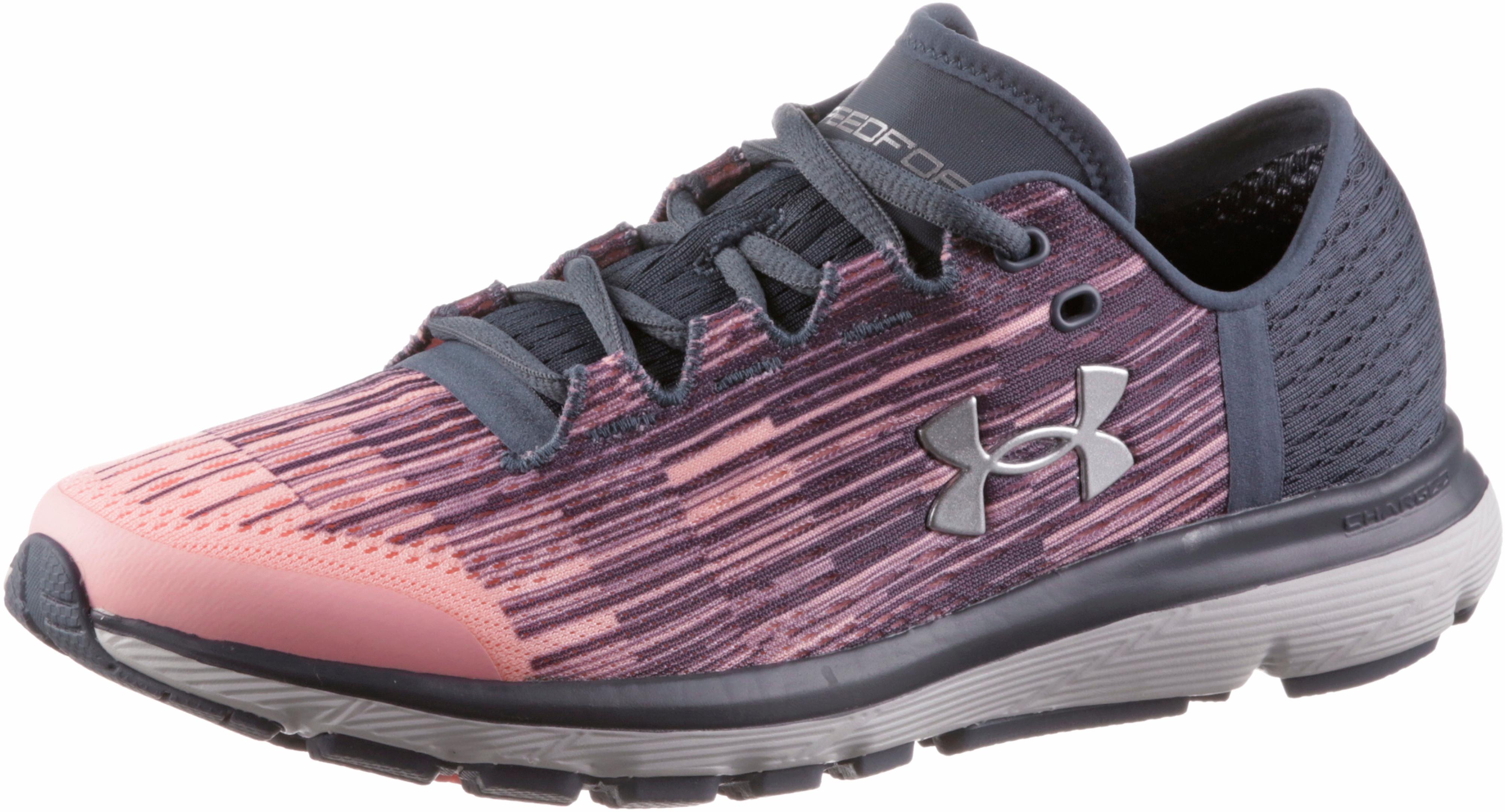 Under Armour Laufschuhe Speedform Velociti Laufschuhe Armour Damen PINK SANDS / APOLLO GRAY / METALLIC SILVER im Online Shop von SportScheck kaufen Gute Qualität beliebte Schuhe 96056b