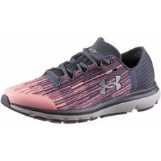 Under Armour Speedform Velociti Laufschuhe Damen PINK SANDS / APOLLO GRAY / METALLIC SILVER
