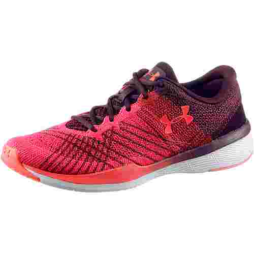 Under Armour Threadborne Push TR Fitnessschuhe Damen RAISIN RED/RED/MARATHON RED