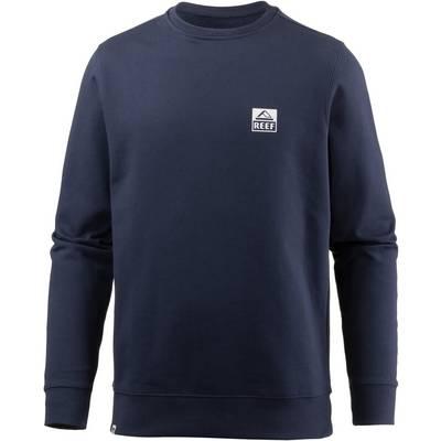 Reef Crew Sweatshirt Herren BLUE