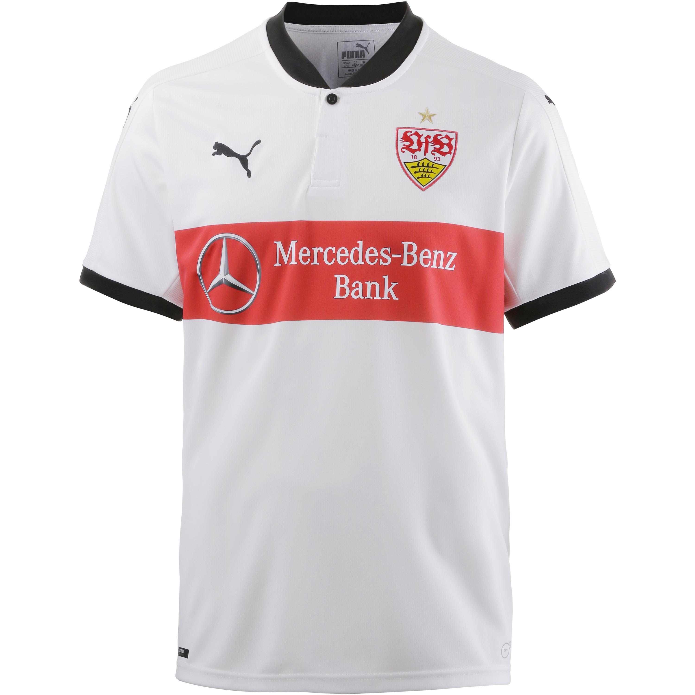 PUMA VfB Stuttgart 17/18 Heim Fußballtrikot Herren