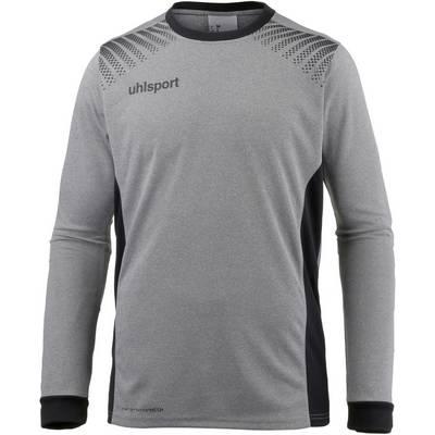 Uhlsport Torwarttrikot Herren dark grey melange/black