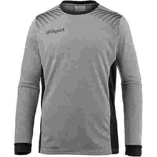 Uhlsport Torwarttrikot Herren dark grey melange/black