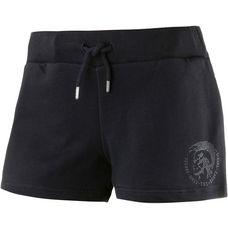 DIESEL Shorts Damen schwarz