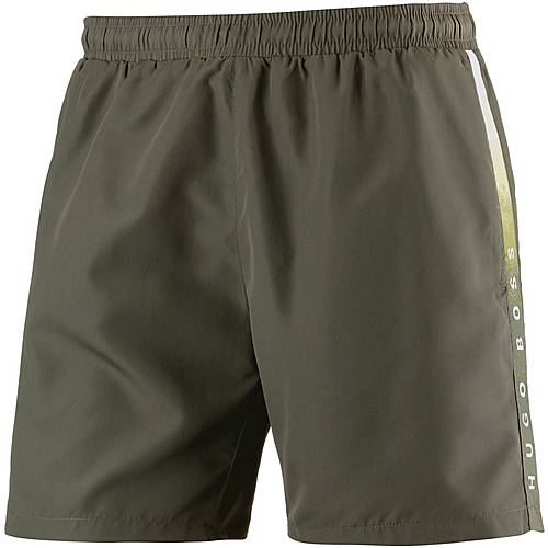 Boss Seabream Badeshorts Herren dark green