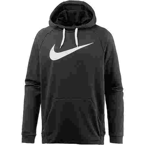 Nike Dry Funktionssweatshirt Herren BLACK/WHITE