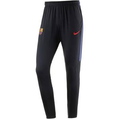 Nike FC Barcelona Trainingshose Herren schwarz/rot