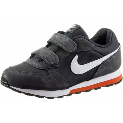 Nike MD Runner Sneaker Kinder ANTHRACITE/WHITE-TERRA ORANGE-BLACK