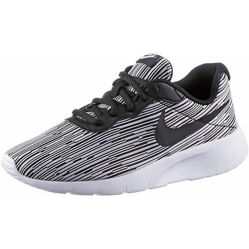 Nike Tanjun Sneaker Kinder BLACK/WHITE-WHITE