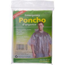 Coghlans Poncho transparent