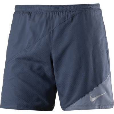 Nike FLEX Laufshorts Herren thunder blue/armory blue/(refl