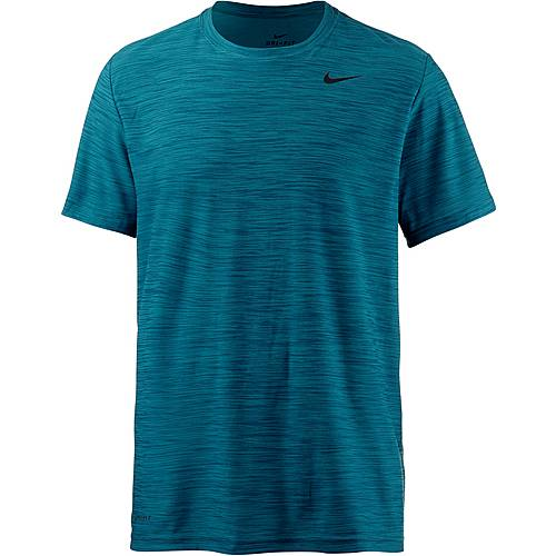 Nike Breathe Dry Funktionsshirt Herren BLUSTERY/SPACE BLUE/BLACK