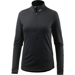 Under Armour Threadborne Streaker Laufshirt Damen black-refelective