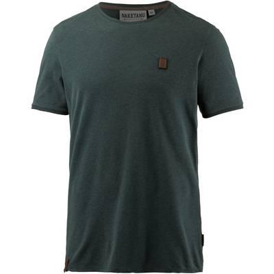 Naketano Dirty Italienischer Hengst T-Shirt Herren Dirty Forrest Melange